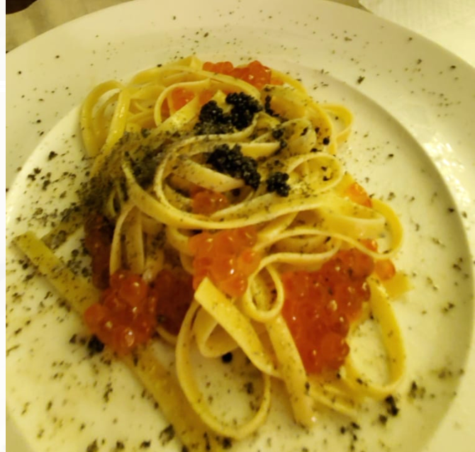 How to Make Caviar Pasta with Calvisius Caviar