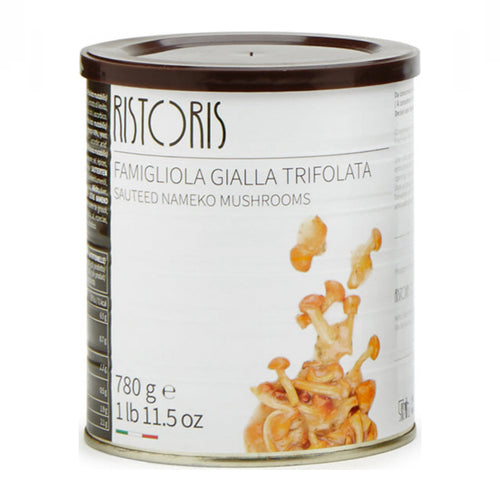 Sauteed Nameko Mushrooms 1 lb 11.5 oz / 780 gr - Tita Italia