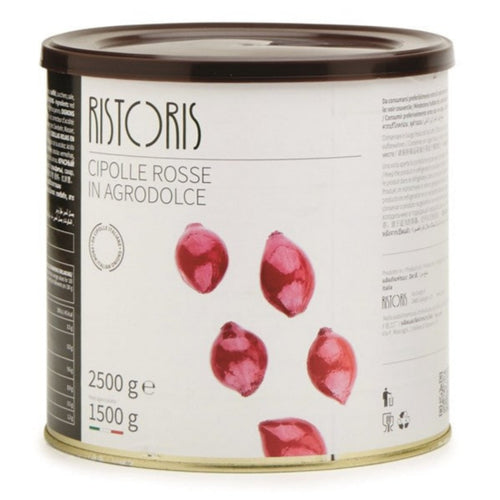 "Ristoris Italian Pickled Onions ""Tropea"" In Sweet and Sour Brine 8.2 oz / 2500g"