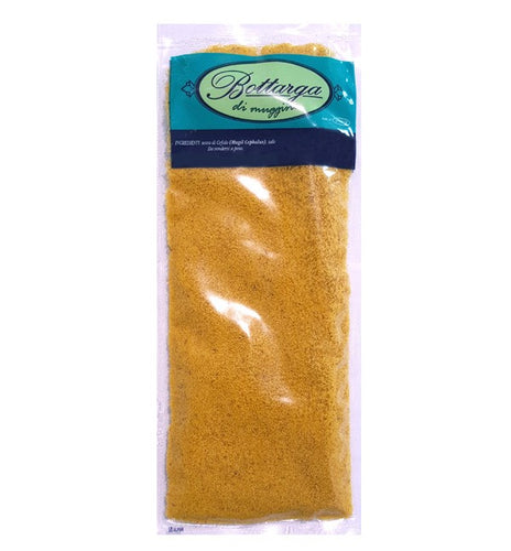 Bottarga di Muggine (Dried Mullet Roe) Powder Sarda Affumicati