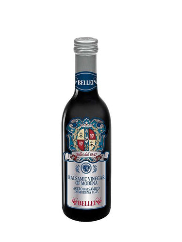 "BALSAMIC Vinegar of MODENA IGP ""Araldica Silver"" 8.45 fl oz"