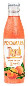 Tassoni Pescamara - Peach Flavored Pack of 4 - Tita Italia