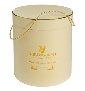 Panettone Vergani Traditional Milanese Excellence 11.02 lb (5 Kg)