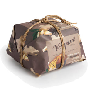 Panettone Vergani Chocolate & Ginger 26.4 oz (750g)
