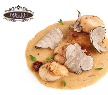 "Load image into Gallery viewer, ""Il Crostone"" of CHICKPEAS with SUMMER Truffle 4.5 oz (130g)"