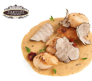 """Il Crostone"" of CHICKPEAS with SUMMER Truffle 4.5 oz (130g) - Tita Italia"