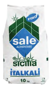Italian Coarse Salt from Petralia, Sicily10kg / 22lb
