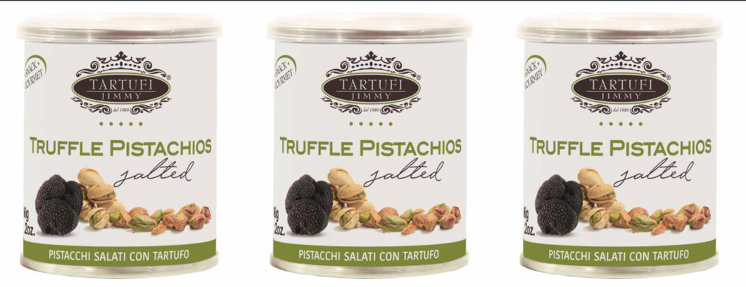 Truffle Pistachios Salted (Pack of 3)