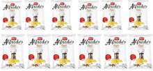 Load image into Gallery viewer, Amica Chips Alfredo's Pepper Potato Chips Pack of 12 (1.23 oz each) - Tita Italia