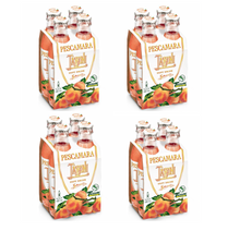 Load image into Gallery viewer, Tassoni Pescamara - Peach Flavored Pack of 4 total 16