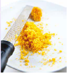 Grated Bottarga Di Muggine (Dried Mullet Roe) - Tita Italia