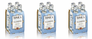 Tassoni Tonica Superfine - Italian Tonic Water
