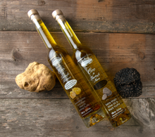 Load image into Gallery viewer, White Truffle Infused in Extra Virgin Olive Oil 3.38 fl oz / 100 ml - Tita Italia