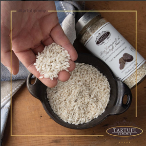 Carnaroli Rice with Black Truffle 8.8 oz (250g)