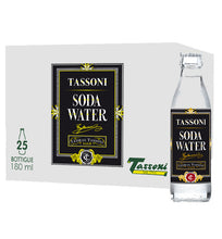 Load image into Gallery viewer, Tassoni Soda Water 25 pack