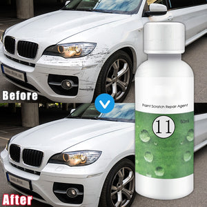 Instant Car Scratch Repair Formula