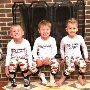 Christmas Family Pajama Set