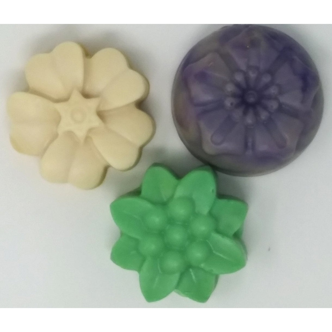 Small Goat Milk Soaps
