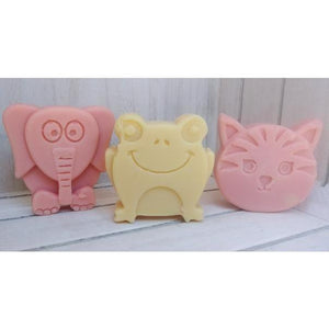Animal Shaped Small Goat Milk Soaps