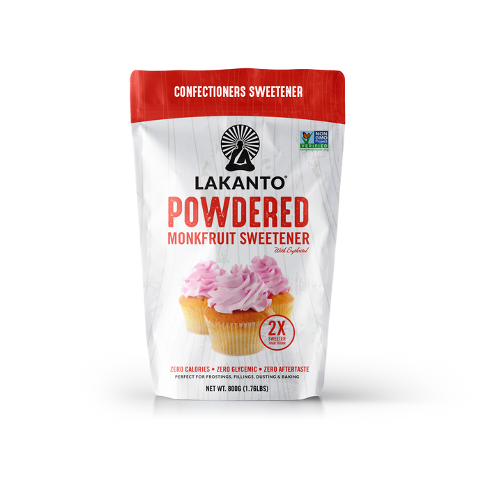 Classic Monkfruit Powdered 2:1 Sugar Substitute