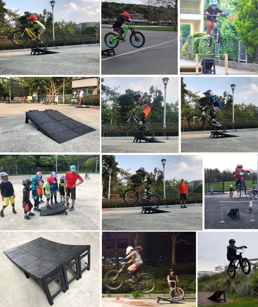 jump pack best bike ramps for bmx and mtb