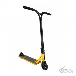 Nitro Circus Ryan Williams Signature 500 Complete Scooter - Gold / Black