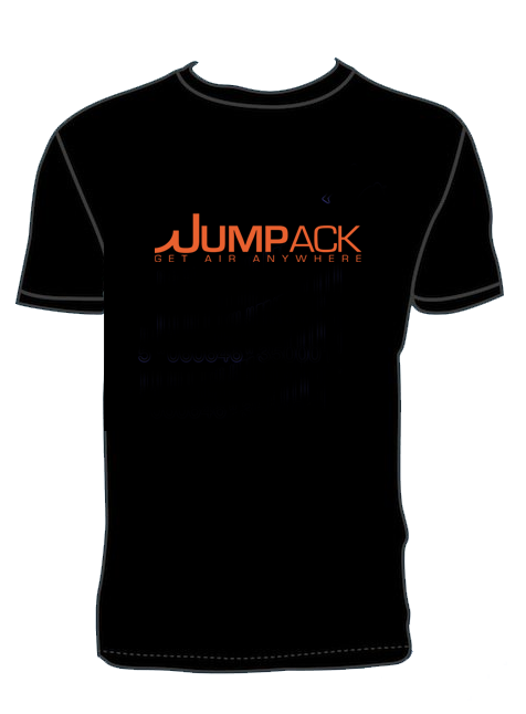 Jumpack ramp T shirt