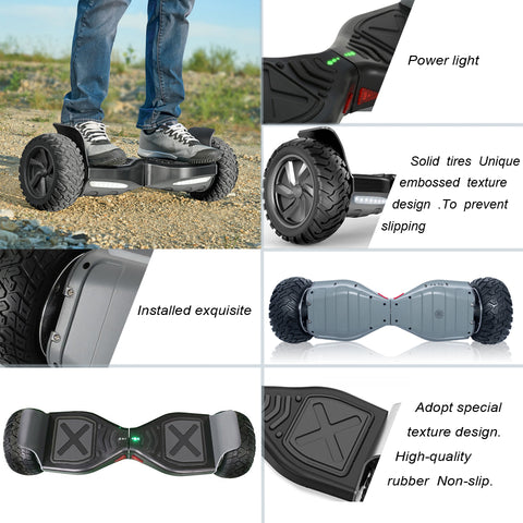 hoverboard 4x4