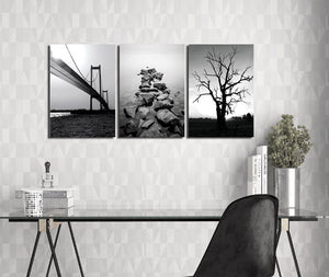Landscape Painting Canvas Prints-003 (2)