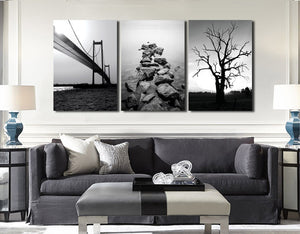 Landscape Painting Canvas Prints-003 (1)