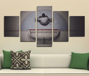 5 Panel Hockey Goalie Canvas Prints Poster Picture-062 (2)