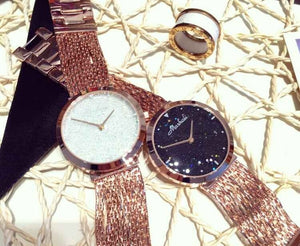 Luxury Crystal Women Bracelet Watches