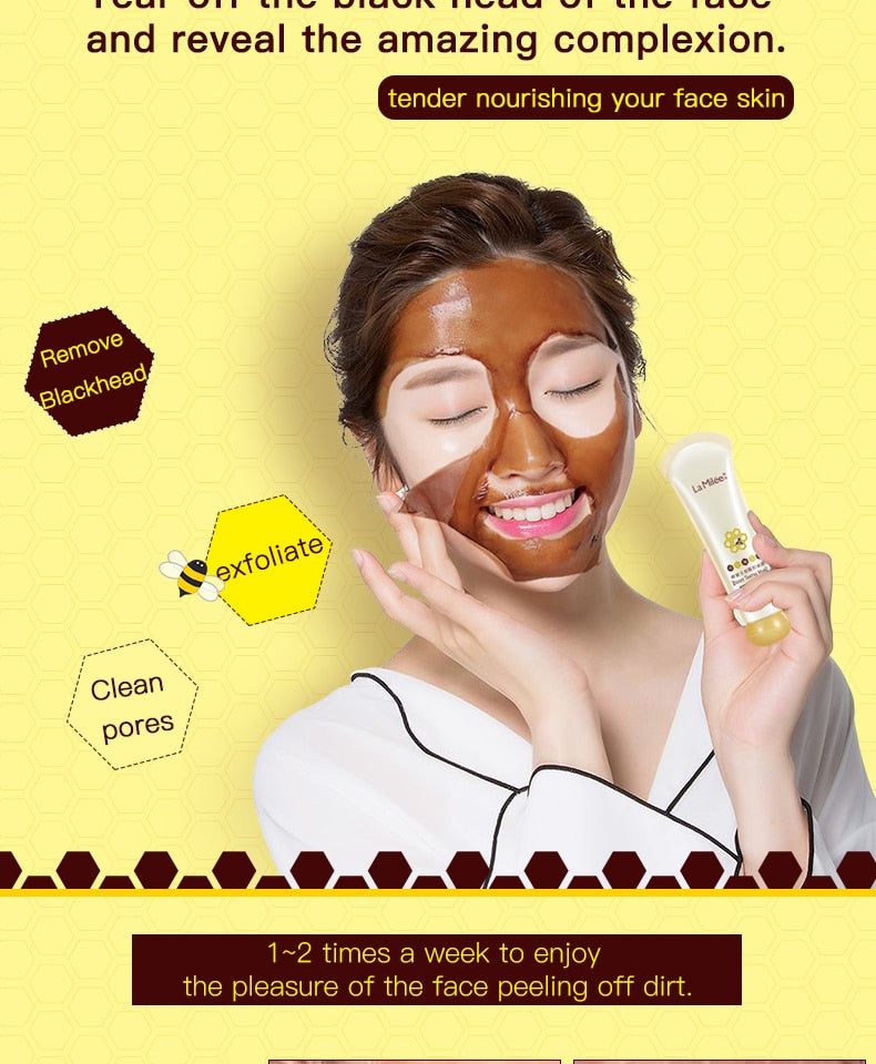 Honey Peel Off Mask
