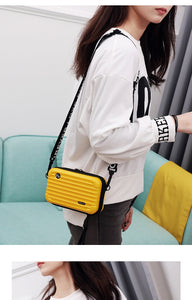 Suitcase Shape Totes Fashion Bags