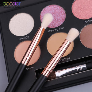 4PCS Synthetic Bristles Makeup Brushes Set