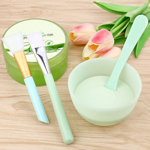 4PCS Face Mask Mixing Bowl Set