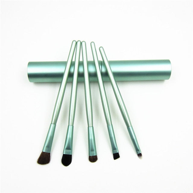 Mini Eye Makeup Brushes Set