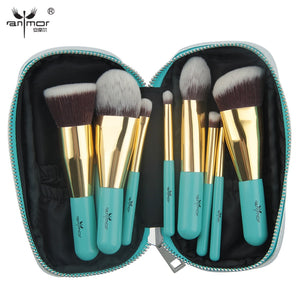 """Anmor Professional"" Makeup Brushes Set"