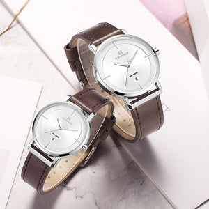Minimalist Analog Quartz Wrist Watches