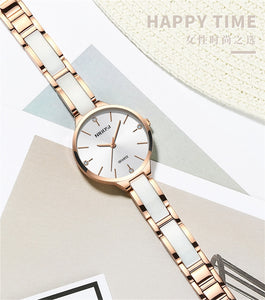 Creative Women's Ceramic Bracelet Watches