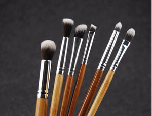 11 pcs Professional Make Up Brushes Set