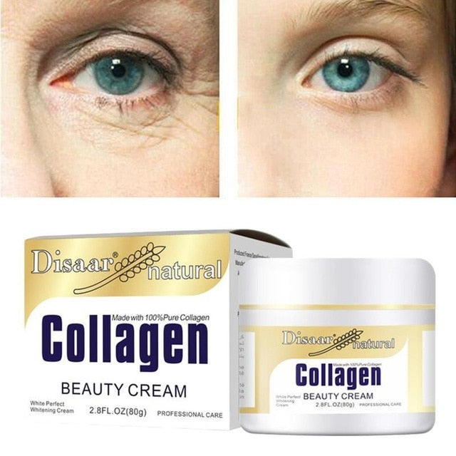 Anti Wrinkle Collagen Facial Cream