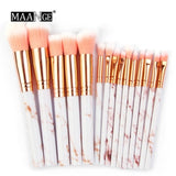 Multifunctional Pro Makeup Brushes Set