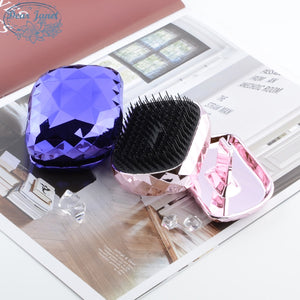 Portable Detangling Hair Brush