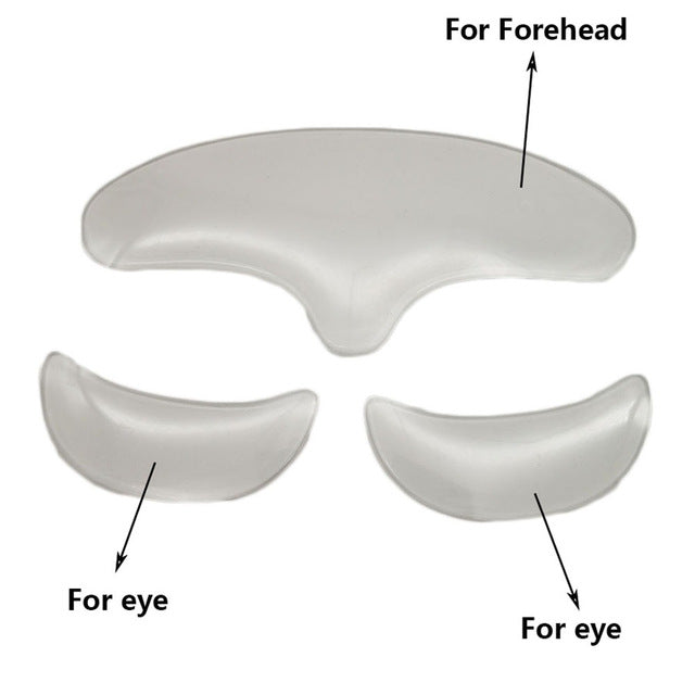 Anti Wrinkle Silicone Eye Pad