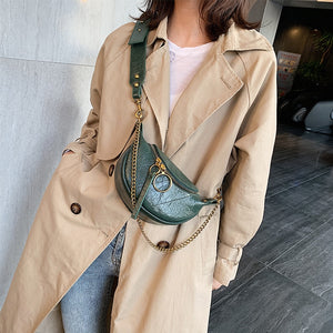 Stylish PU Leather Crossbody Bags