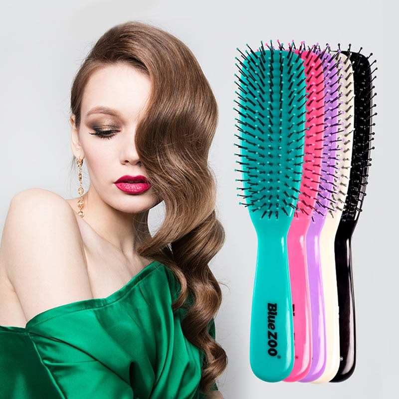 Hair Scalp Massage Detangle  Comb