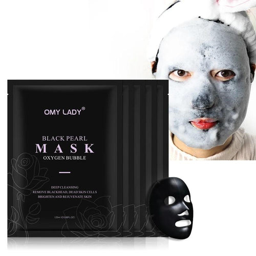 Natural Fruit Extracts Face Mask