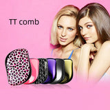 Travel Essential Magic Hair Brush