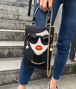 Stylish Pattern Woman Handbag